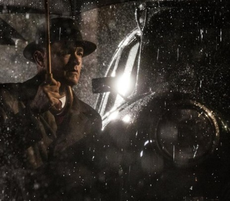 "Tom Hanks stars as James Donovan in ""Bridge of Spies."" (Jaap Buitendijk)"